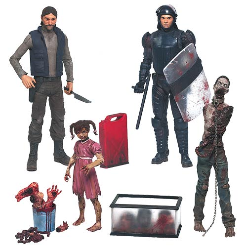Daily Deal - Walking Dead Figures!