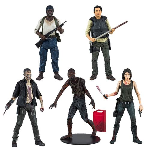 New Walking Dead Series 5 Action Figures - Pre-Order Now!