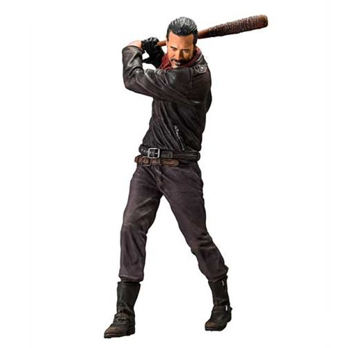 Standing Tall, Walking Dead - New 10-Inch Negan Figure
