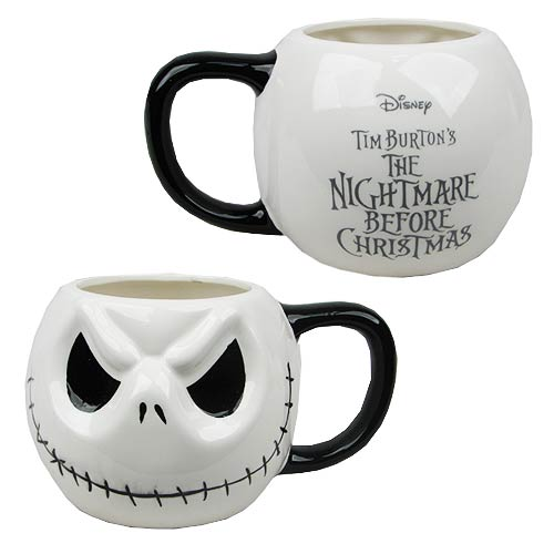 Discover Where Holidays Come From with Jack Skellington Mug