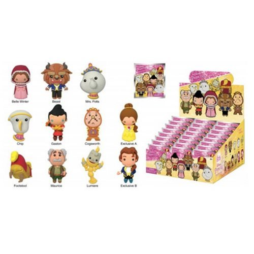 Be Our Guest with Figural Key Chain Blind Bags