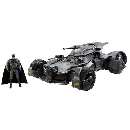 The Most Amazing Toy Batmobile Ever?