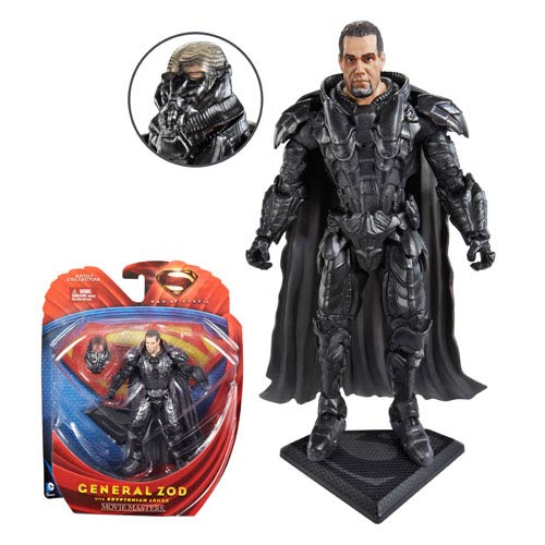 Super Savings on Man of Steel Movie Master Action Figures