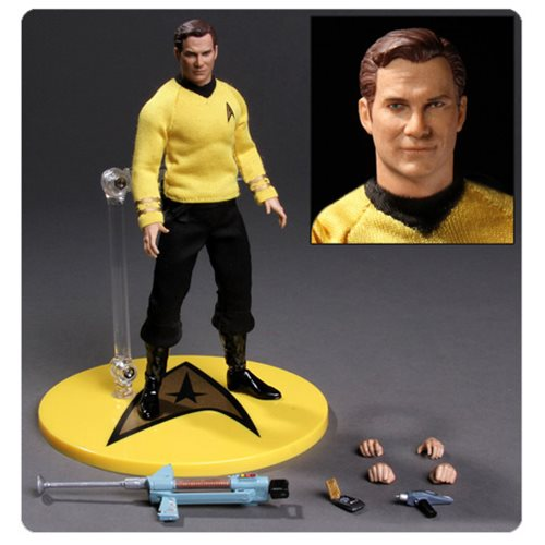 Boldly Go Where No Figure Has Gone Before!