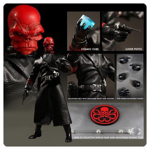 New Red Skull One:12 Collective Action Figure