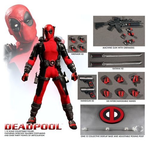 Spice Things Up with Top-of-the-Line Deadpool