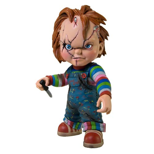 That Creepy Killer Chucky Doll Is Back