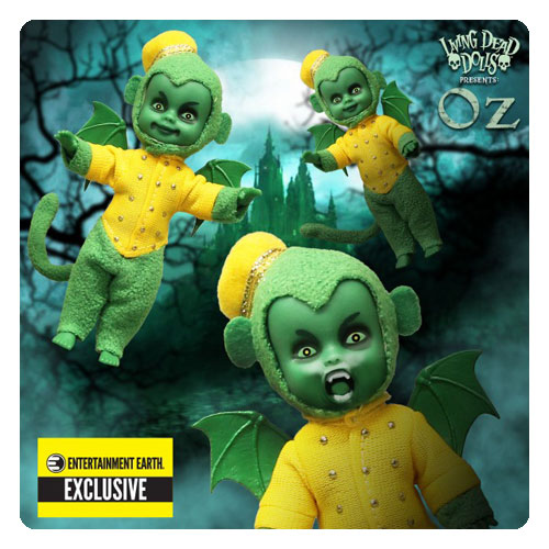 Living Dead Dolls The Flying Monkeys of Oz 3-Pack - Entertainment Earth Exclusive