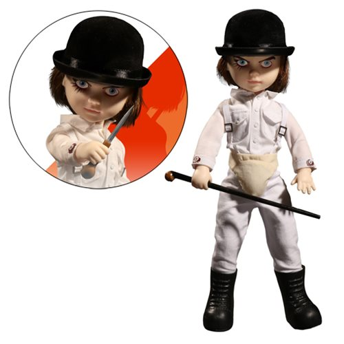 New Clockwork Orange Living Dead Doll