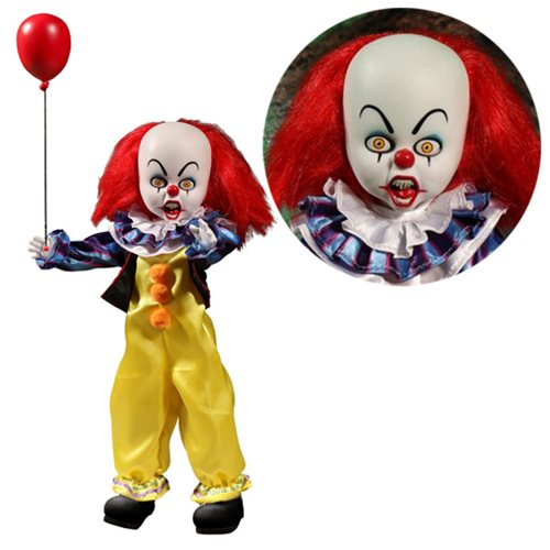 Pennywise from Stephen King's It - The Doll of Your Nightmares