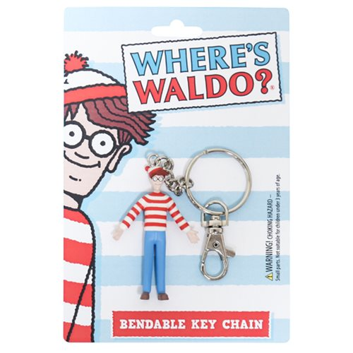 We Found Him! Here's Waldo!