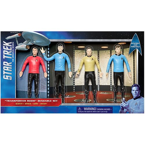 Star Trek - Now a Classic Bendable Figure!