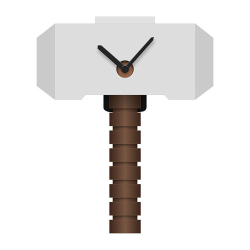 Daily Deal - 70% Off Thor Clock!