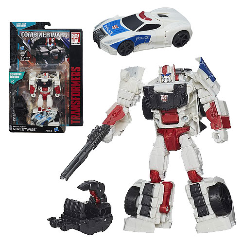 Transformers Combiner Wars Streetwise figure , Not Mint