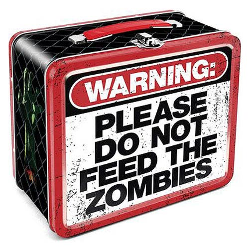 Don't Feed the Zombies - Use This Reminder