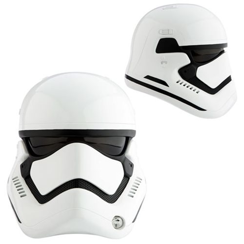 Star Wars First Order Stormtrooper Premier Helmet Replica