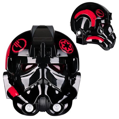 Star Wars Battlefront II Inferno Squad Helmet