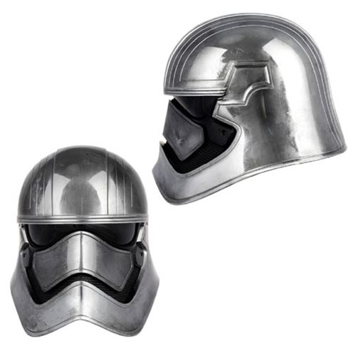 Star Wars Ep. 7 Captain Phasma Premier Helmet Prop Replica