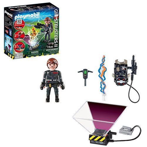 Playmobil Ghostbusters Add Smart Ghost Technology