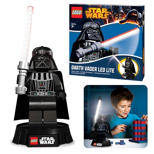 Daily Deal - Darth Vader Desk Lamp!