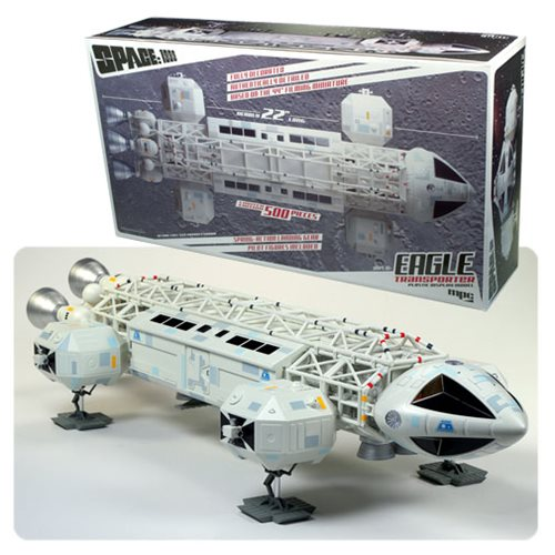 Space 1999 - Eagle Transporter Replica, Fully Assembled