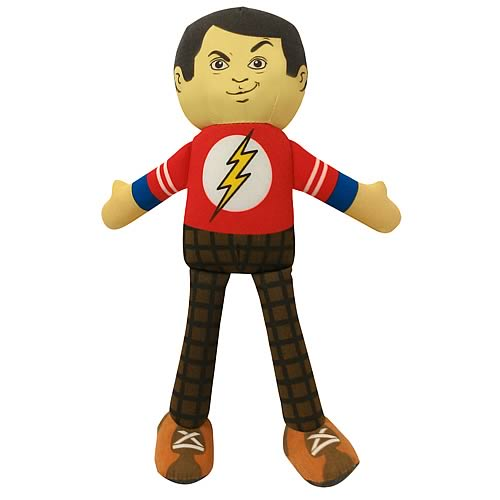 Sheldon Cooper Is a Genius of a Plush Figure!