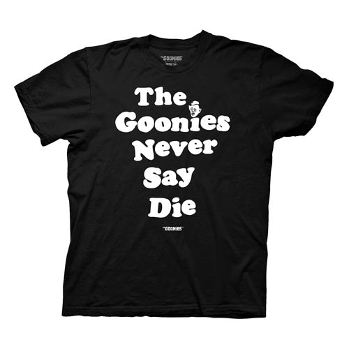 Goonies Never Say Die - But Buy?