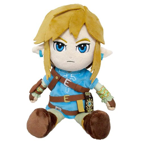 Link - A Breath of the Wild Plushie