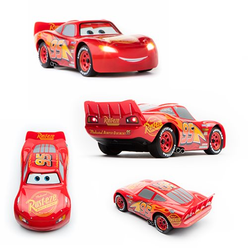 Cars 3 - Lightning Comes Home to Blu-ray and Your Phone