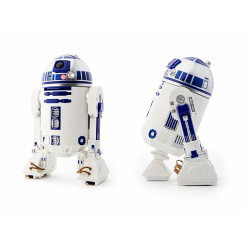 Control R2-D2 with Your Phone!