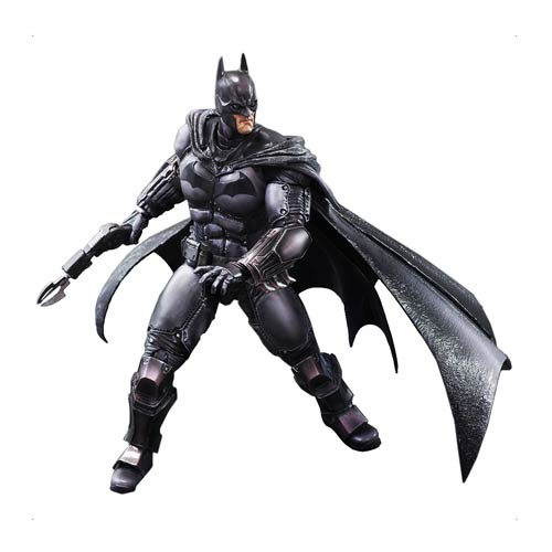 Arkham Origins Batman Is Ready for Action!