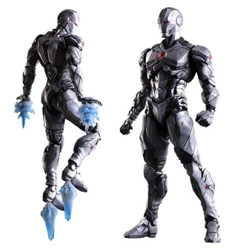 Daily Deal - Save 67% on Japanese Iron Man Action Figure!