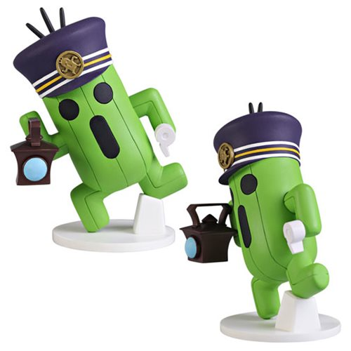 Final Fantasy Cactuar Conductor Static Arts Statue