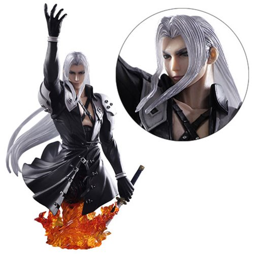 Celebrate 20 Years of Final Fantasy VII with Sephiroth
