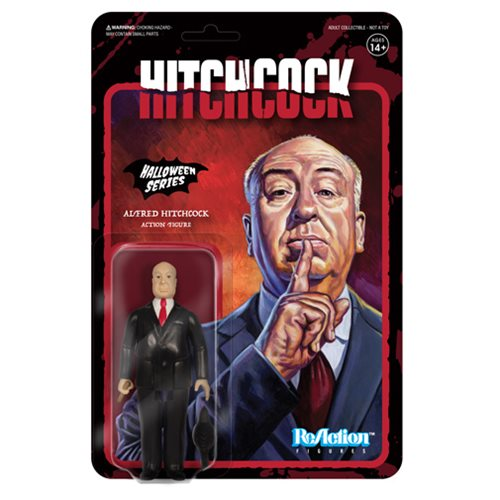 Alfred Hitchcock ReAction Figure