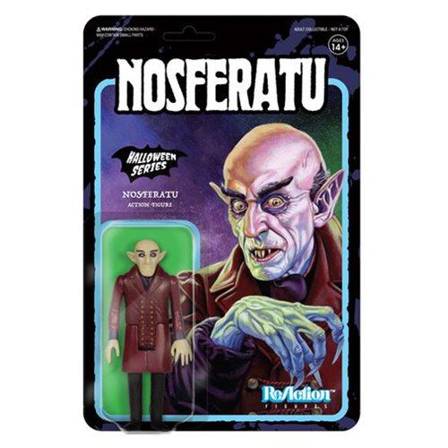 New Year, Old Vampire. Nosferatu ReAction Figure