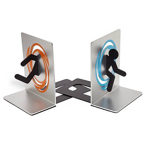 Portal Bookends On Sale Today Only!
