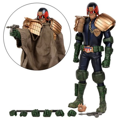 Judge Dredd Dishes Apocalypse-Style Justice!