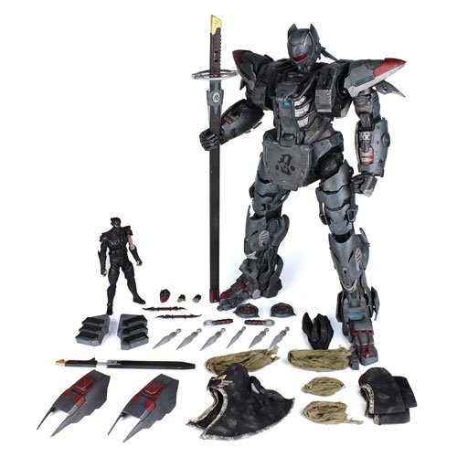 Daily Deal - 35% Off Armored Threezero Action