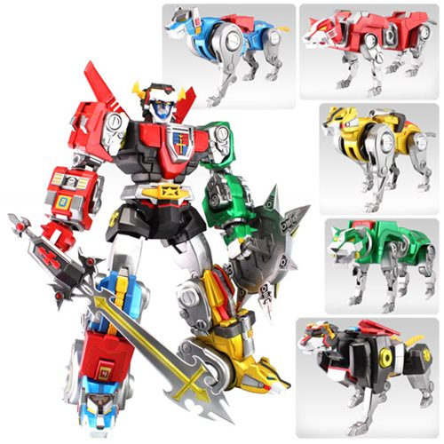 Daily Deal - $80 Off Voltron!