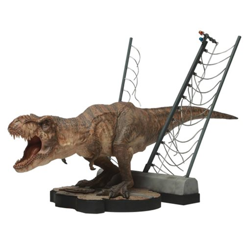 Jurassic Park T-Rex Statue - Get Yours Before It Goes Extinct