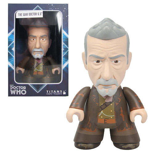 Doctor Who Titans War Doctor Vinyl Figure - Con. Exclusive