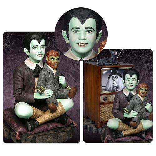 Daily Deal - Save Big on Munsters Statue