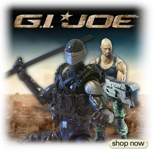 Yo Joe! G.I. Joe Returns to Theaters