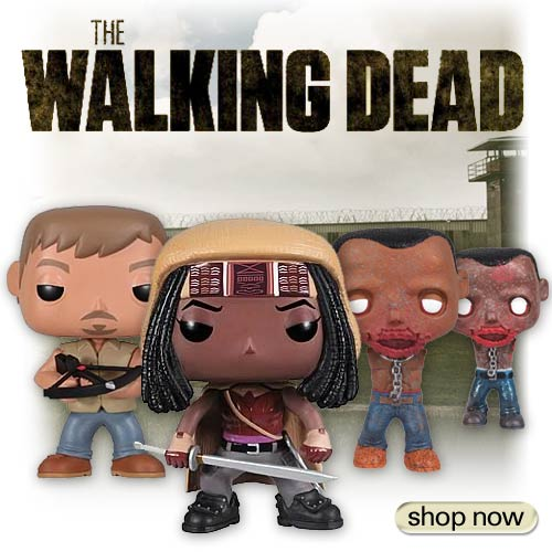 New Walking Dead Collectibles Have Arrived!