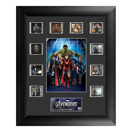 Daily Deal - Avengers Film Cell for $71.99!