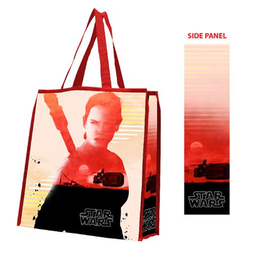 Star Wars: TFA Rey Large Shopper Tote Bag - EE Exclusive
