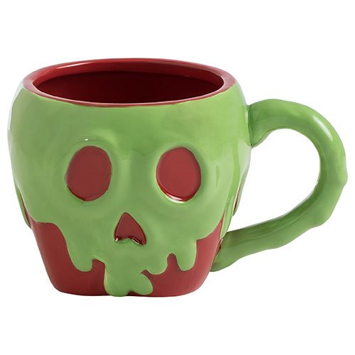 A Poison Apple Mug for Your Evil Queen