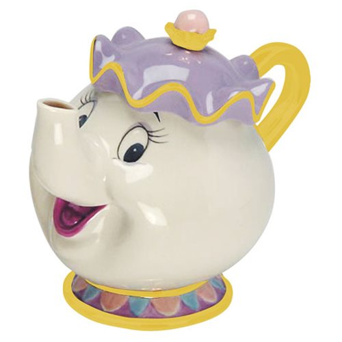 Heaven's Sakes, It's Mrs. Potts!