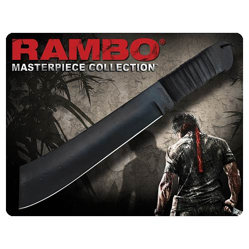 Daily Deal - Rambo's Knife Is 70% Off!
